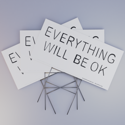 EWBOK Yard Sign