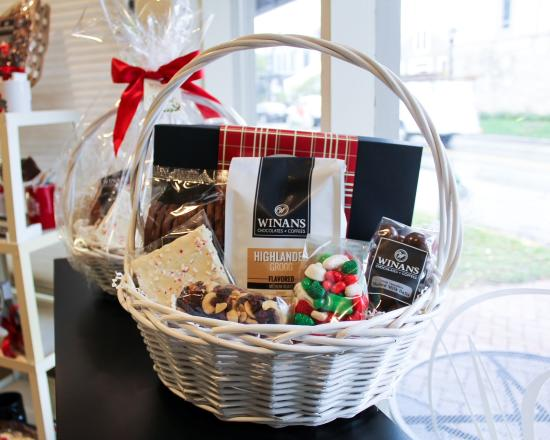 Holiday Gift Baskets - Winans