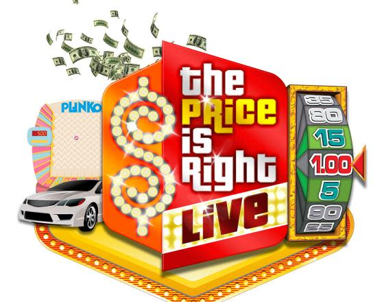 Logo for The Price Is Right
