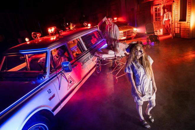 Blue Ridge Nightmares Haunted House - Roanoke, Virginia