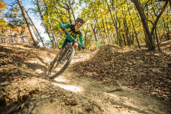 Mountain Biking - Roanoke, Virginia