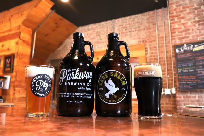 Craft Beer & Breweries - Salem, Virginia