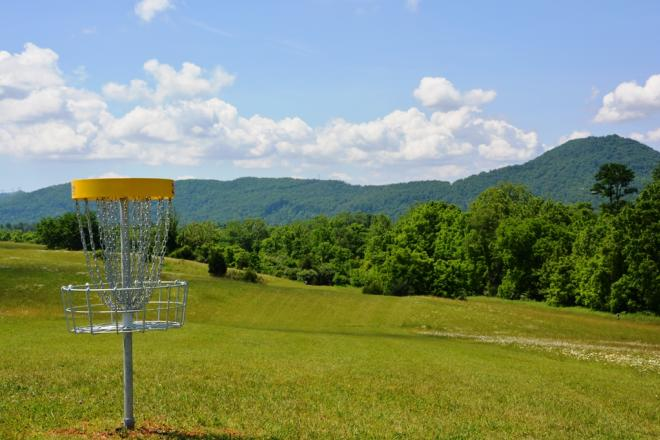 Greenfield Disc Golf Course - Botetourt County