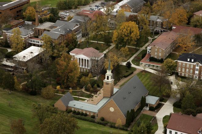 Hollins University - Roanoke, Virginia