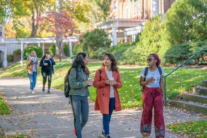 Hollins University Students