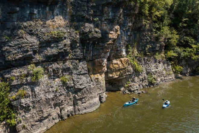 Upper James River Water Trail - Botetourt County, Virginia
