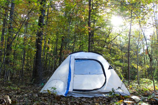 Jefferson National Forest - Dispersed Camping