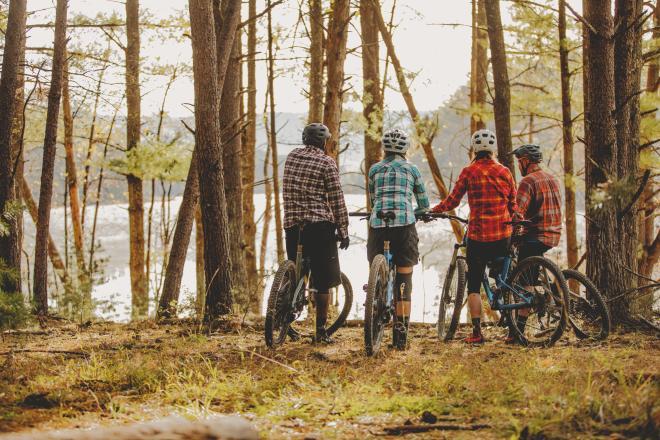 Group Ride - Mountain Biking - Roanoke, VA