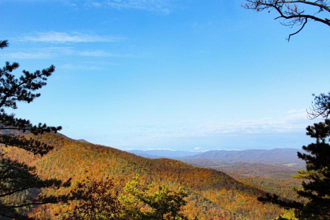 Poor Mountain Hiking Trail - Roanoke, Virginia