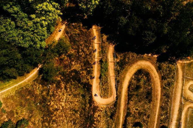 Fallon Park Cyclocross Course - Roanoke, Virginia