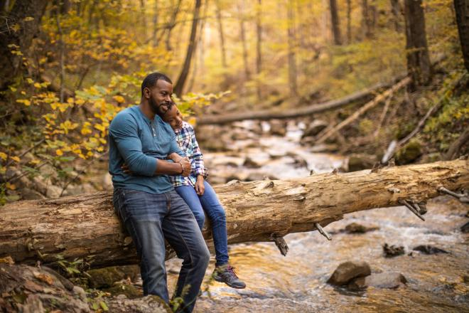 Family Vacation - Blue Ridge Mountains