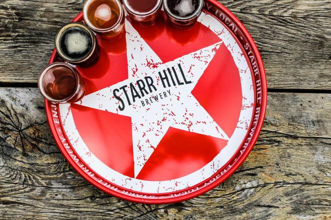 Starr Hill Brewery - Roanoke, VA