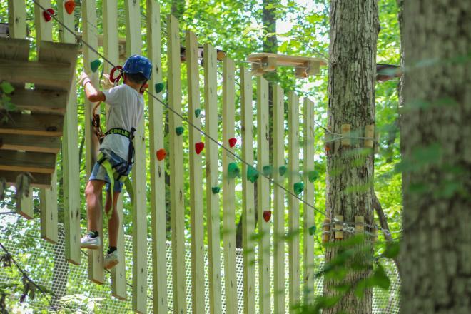 Treetop Quest - Roanoke, Virginia