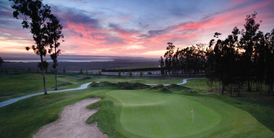 Golf Course in Nipomo