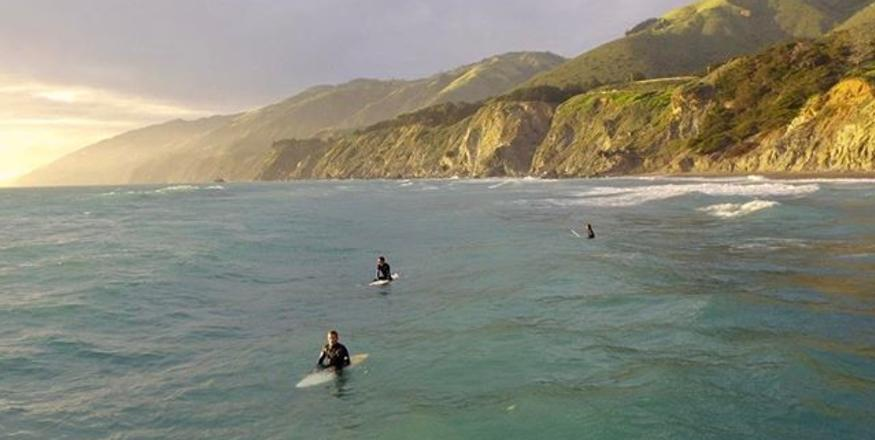 Plan Your Surf Trip to SLO CAL