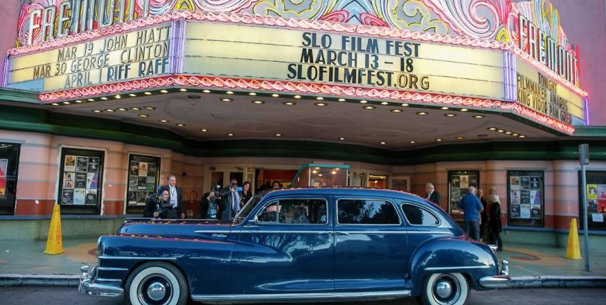 5 Things You Didn't Know About the SLO International Film Fest