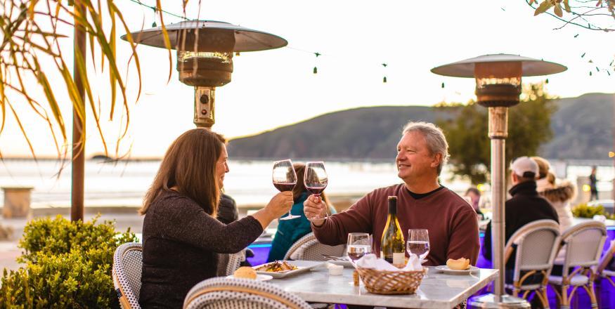 Savor Seaside Views at SLO CAL's Coastal Eateries