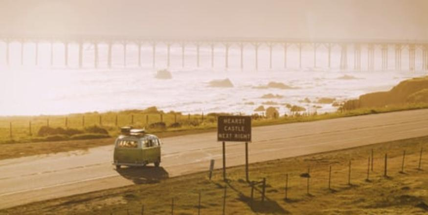 Video Thumbnail - vimeo - San Simeon Video Postcard