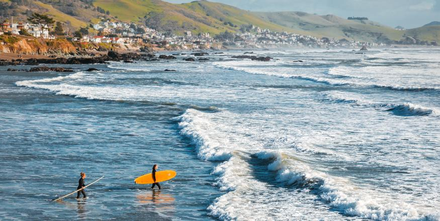 Which SLO CAL Beach Vibe Are You?