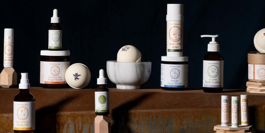 Life Elements products