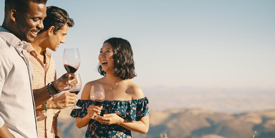 California Wine Month SLO CAL