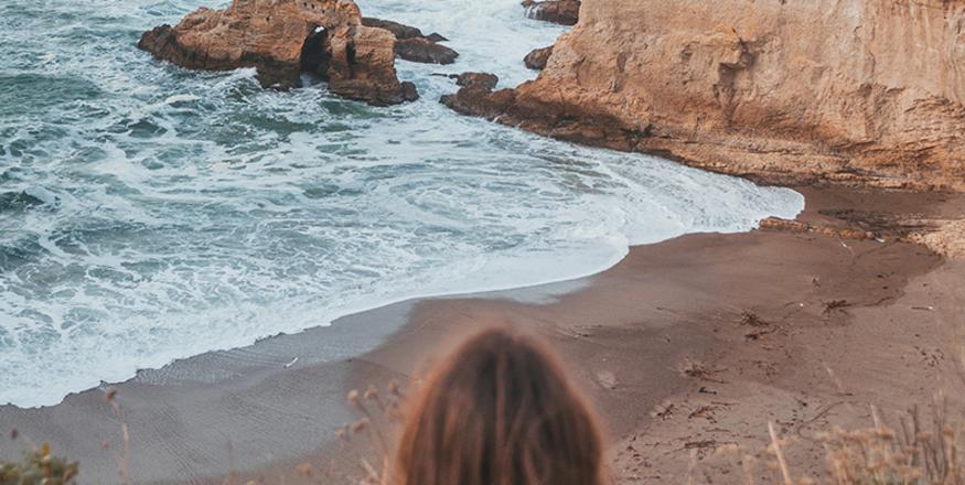 Ocean View Girl