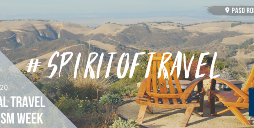 National Travel & Tourism Week - Paso Robles