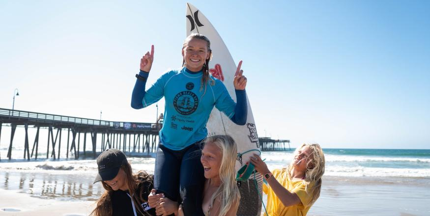 Surf's Up: Visit SLO CAL Announces Partnership with Surfers of Tomorrow