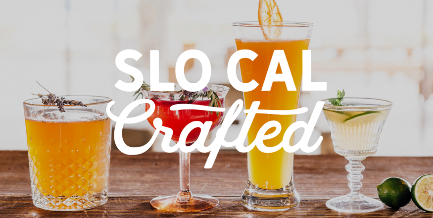 SLO CAL Crafted - cocktails