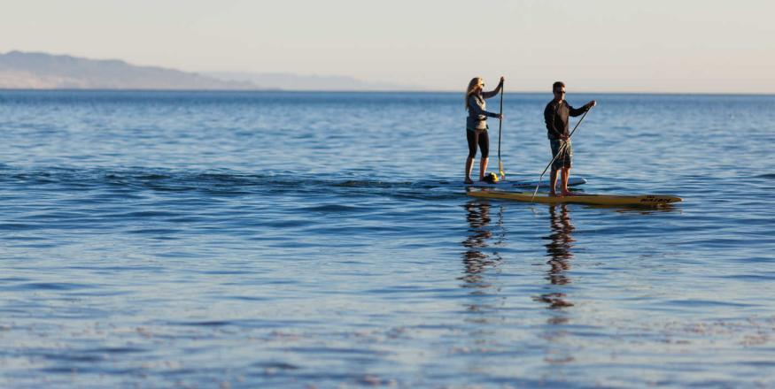 Paddleboard Like a Pro in SLO CAL