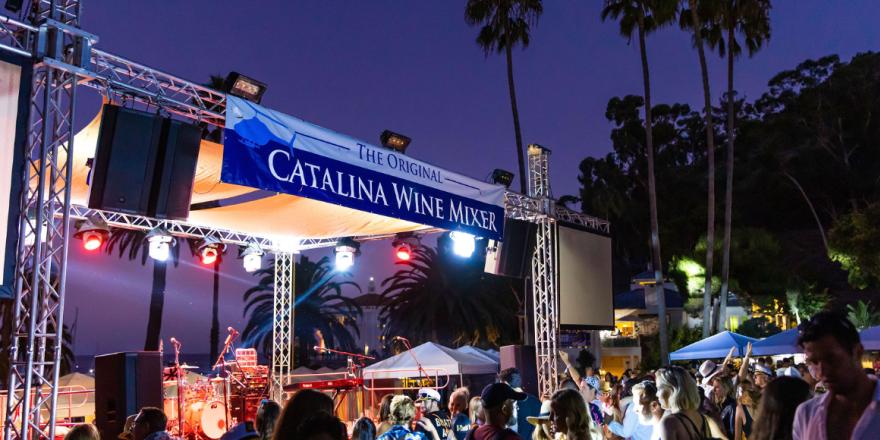 Catalina Wine Mixer 2019