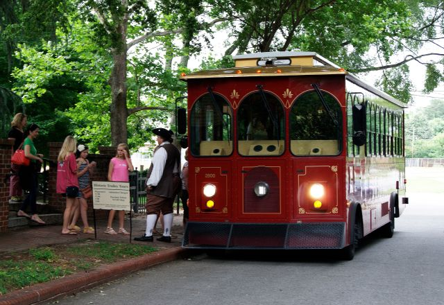 Raleigh Trolley