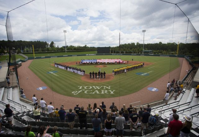 2018 NCAA DII Baseball