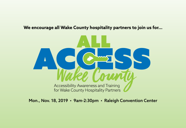 All Access Wake County