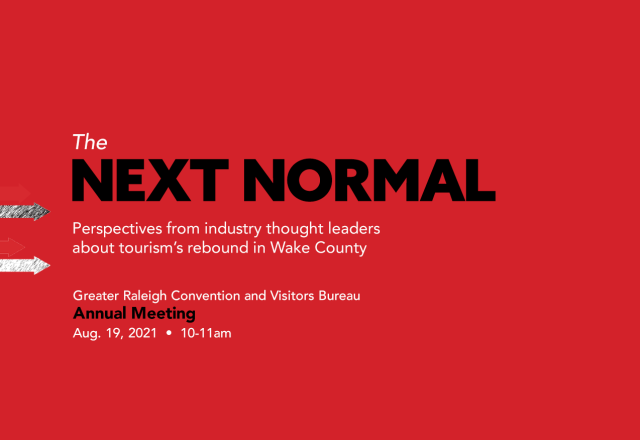 The Next Normal: 2021 Annual Meeting