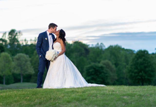 Wedding at River Ridge Golf Club