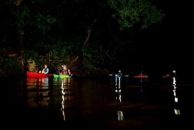 Blackwater Blackout - River Ramble - Franklin County