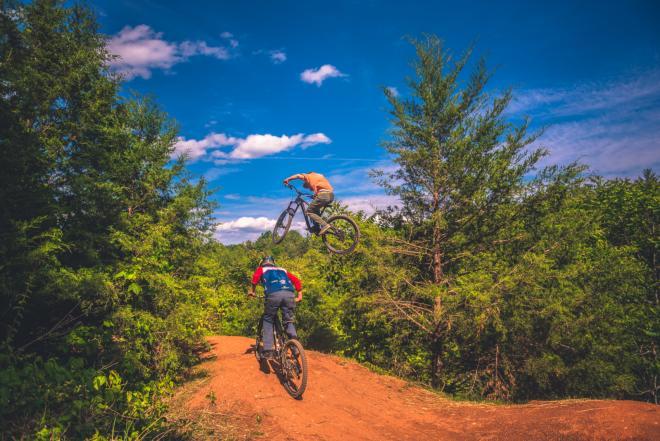 Old Buzzard - Waid Park - Mountain Biking
