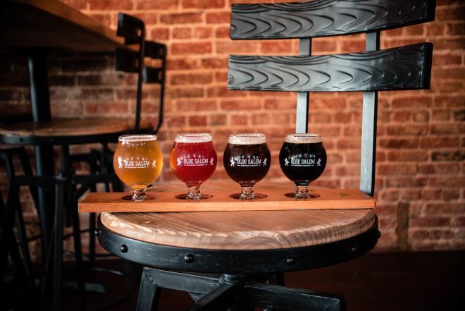 Olde Salem Brewing Company - Salem, VA