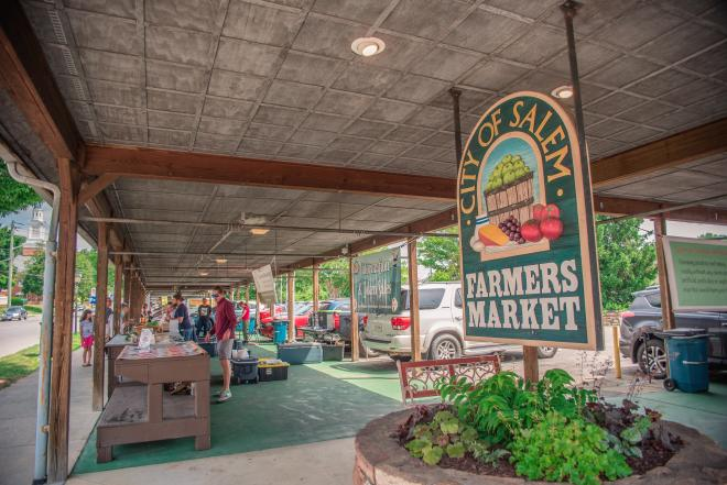 City of Salem Farmers Market