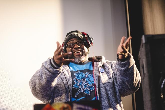 Brian Hancock - Harvest Blaque - We Are Art Roanoke Rap Cypher
