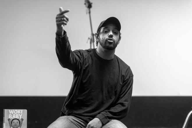 TyTylerTy - We Are Art Roanoke Rap Cypher