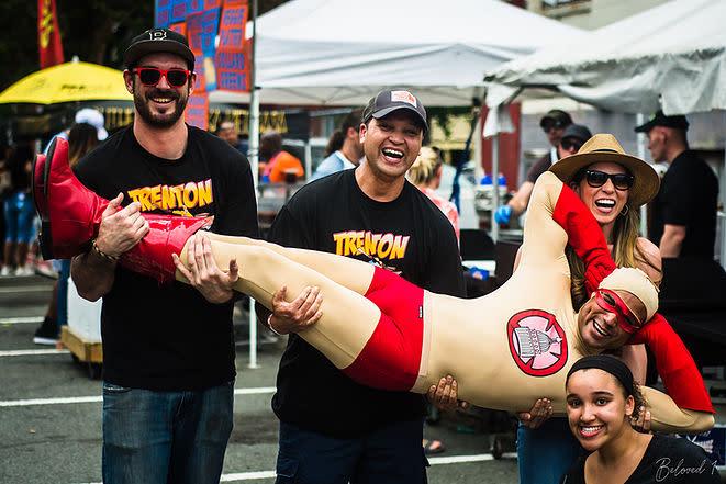 Trenton Pork Roll Festival