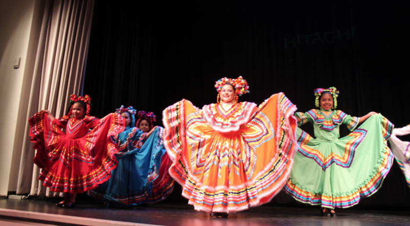 Ballet Folklórico Las Américas