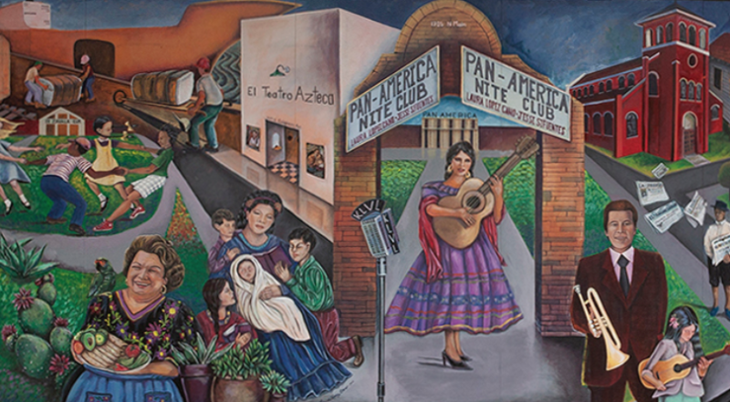 Mexican-American History & Culture in 20th Century Houston