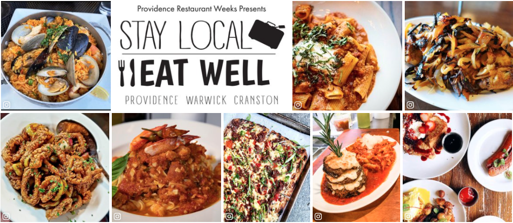 RW: Stay Local Eat Well