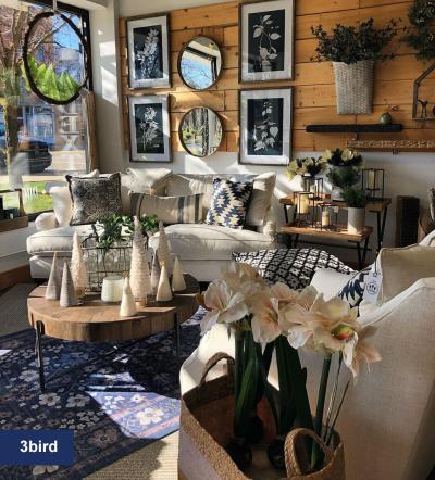 3bird home furnishing store in Dexter