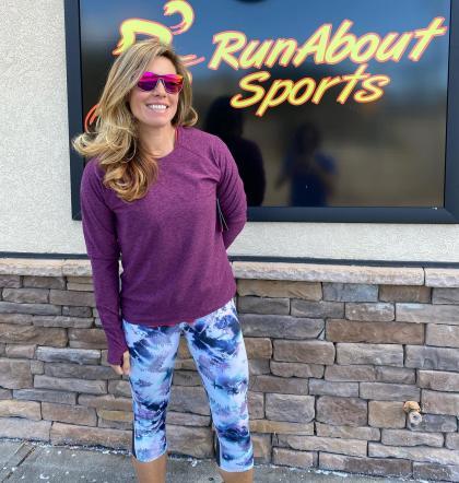 Ally Bowersock - RunAbout Sports Roanoke