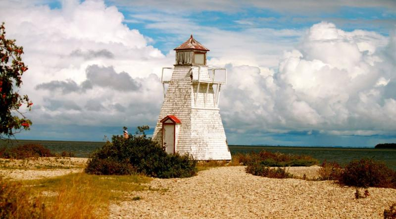 Hecla Island Lighthouse