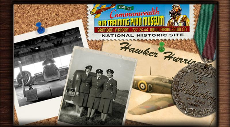 Commonwealth Air Training Plan Header